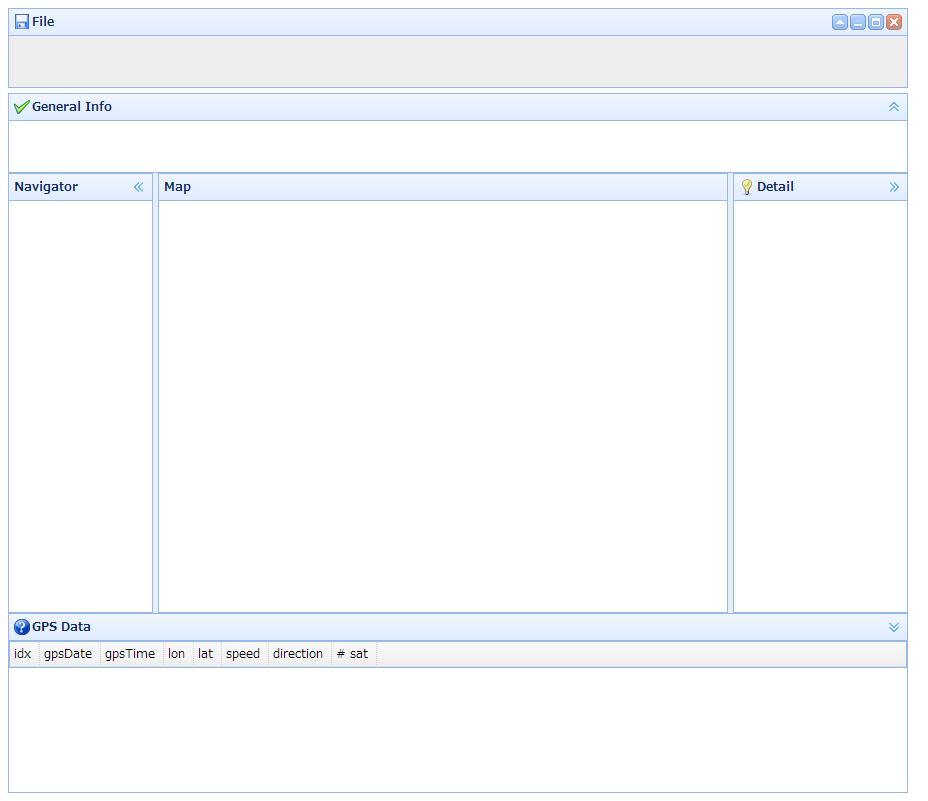 jQuery EasyUIでレイアウトを作成する (layout) | Try Lifelog